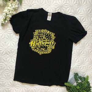 Harry Potter Hufflepuff Gold Shirt